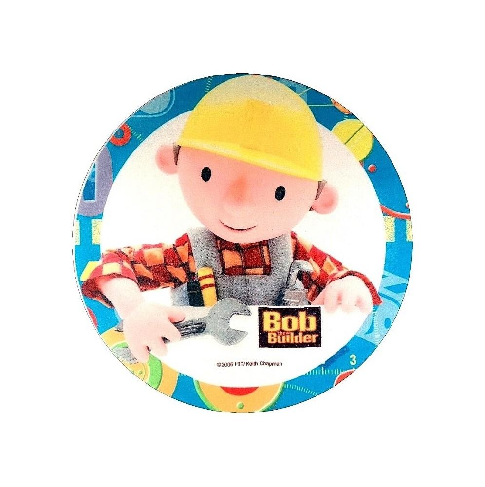 Opłatek Na Tort Bob Budowniczy 5 20cm