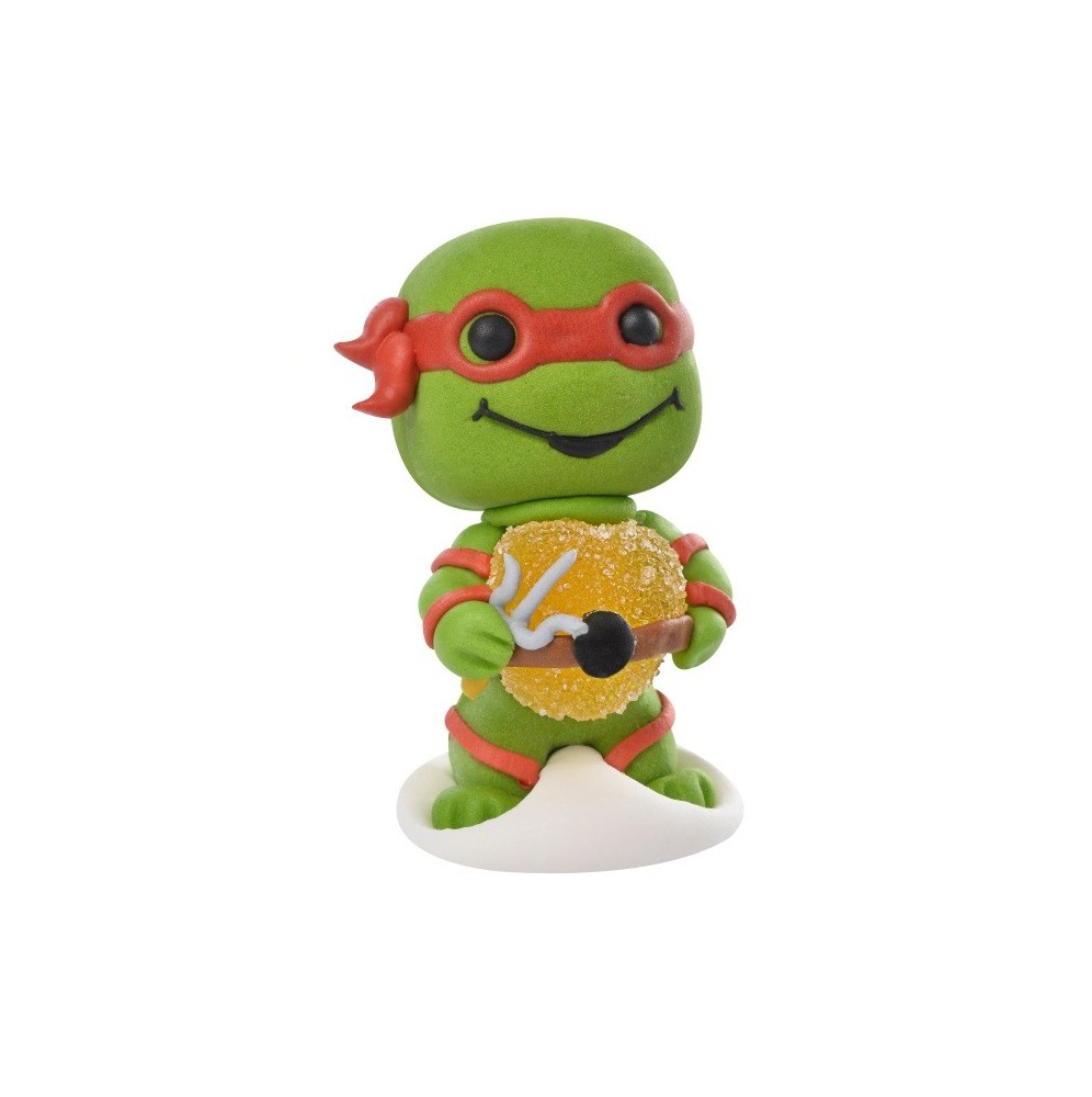 Figurka na tort Raphael-Modecor-z cukru