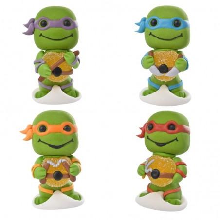 Zestaw Żółwie Ninja-Modecor-z cukru