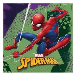 Serwetki papierowe Spiderman-20 sztuk