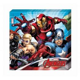 Serwetki papierowe Avengers-20 sztuk