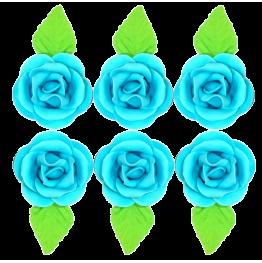 Zestaw róż R6 niebieski jasny